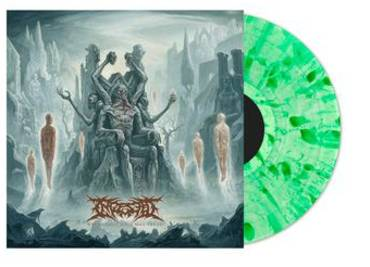 Where Only Gods My Tread [Indie Exclusive Limited Edition Emerald Green Splatter LP]