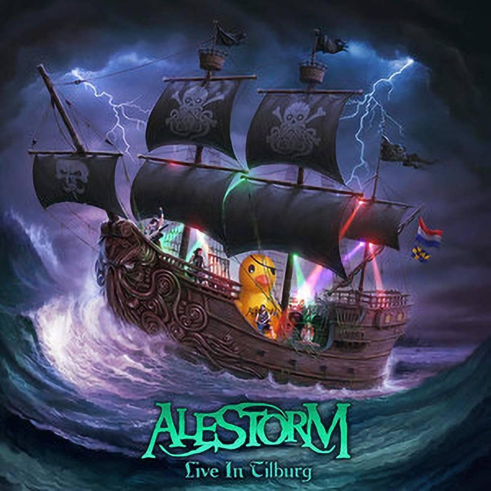 Alestorm - Live in Tilburg (Live) [CD + Blu-ray + DVD]