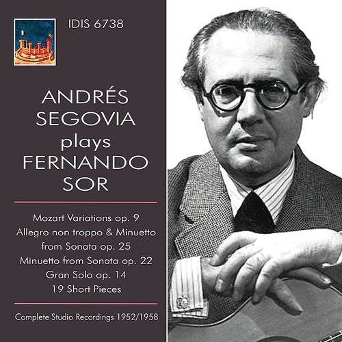 Andres Segovia Plays Sor
