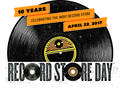 Record Store Day APR 22 10:00 AM