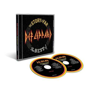 The Story So Far: The Best Of Def Leppard [Deluxe 2CD]