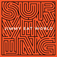Jimmy Eat World - Surviving [LP]