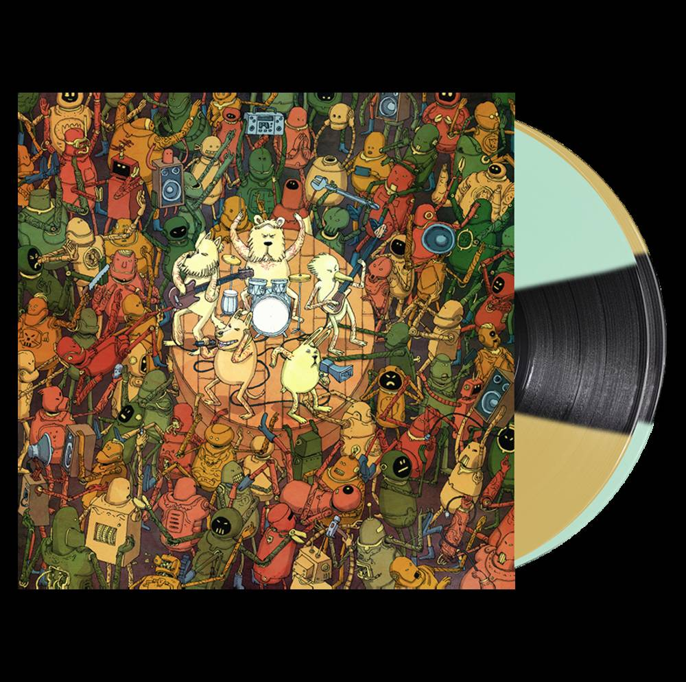 Dance Gavin Dance - Tree City Sessions 2 [Tri Color LP]