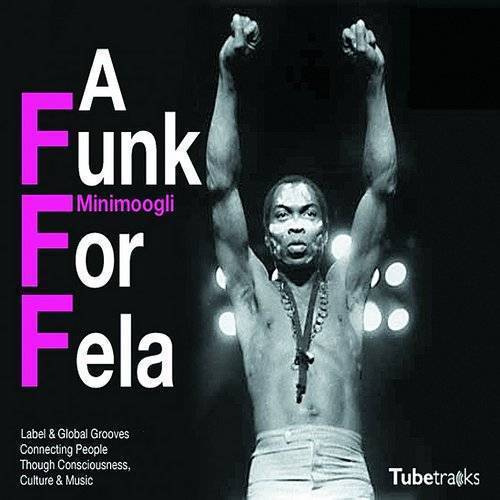Minimoogli - A Funk for Fela (2-Track Single)   Down In The