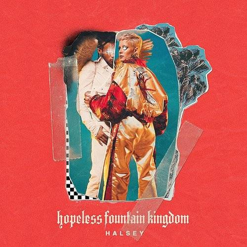 Hopeless Fountain Kingdom [Clear Wax With Heavy Teal Splatter LP]
