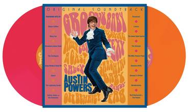 Austin Powers -- International Man of Mystery [RSD Drops Oct 2020]