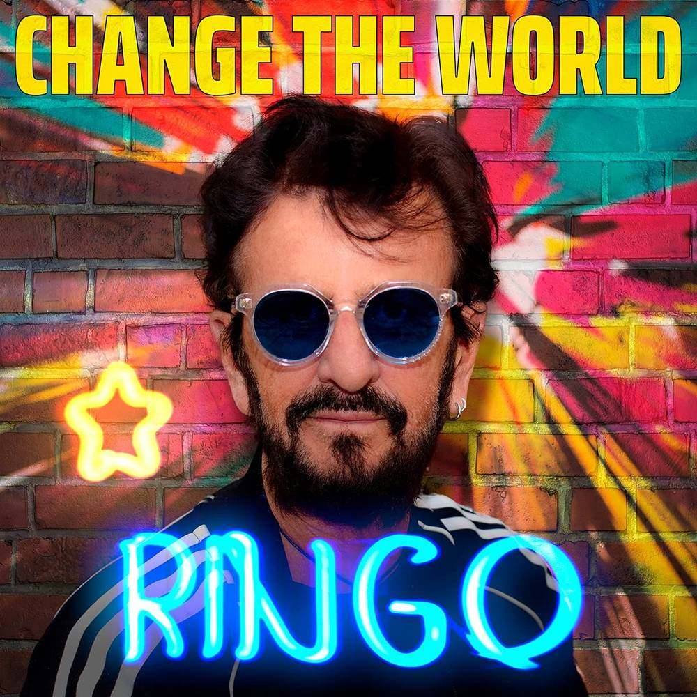 Ringo Starr - Change The World EP [Transparent Red Cassette]