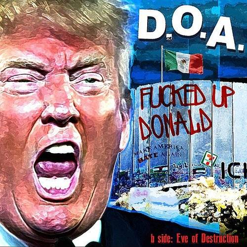 Fucked Up Donald [LP]
