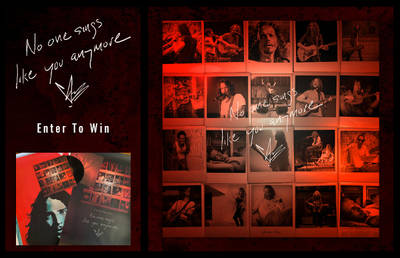 ENTER TO WIN A CHRIS CORNELL PRIZE PACK