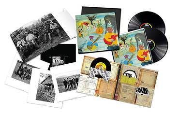 Music From Big Pink: 50th Anniversary [Super Deluxe Box Set]