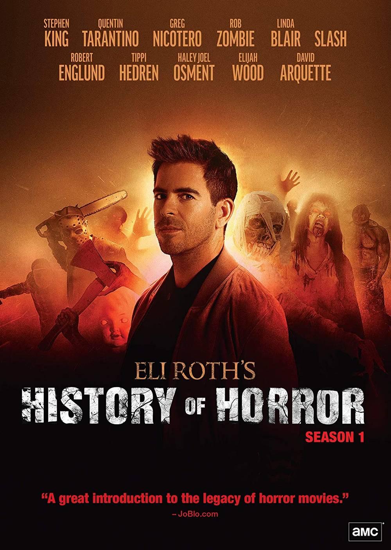 Eli Roth's History of Horror [TV Series] - Eli Roth's History of Horror: Season 1