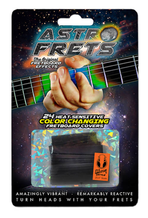 Astro Fret Fretboard Cover Effects - Gibson