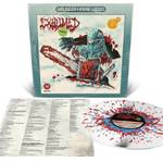 Exhumed - Horror [Indie Exclusive Limited Edition Milky Clear w/ Heavy Blood Red, Oxblood & Aqua Blue Splatter LP]