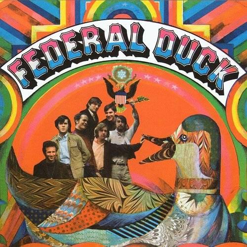 Federal Duck - Federal Duck [RSD Essential Indie Colorway Orange LP]