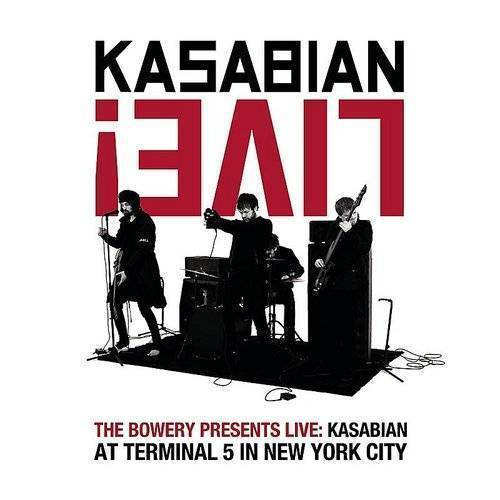 The Bowery Presents Live: Kasabian At Terminal 5 In New York City