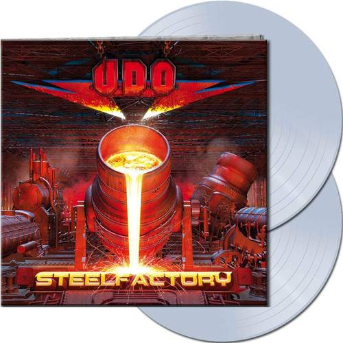 Steelfactory [Limited Edition Clear 2LP]