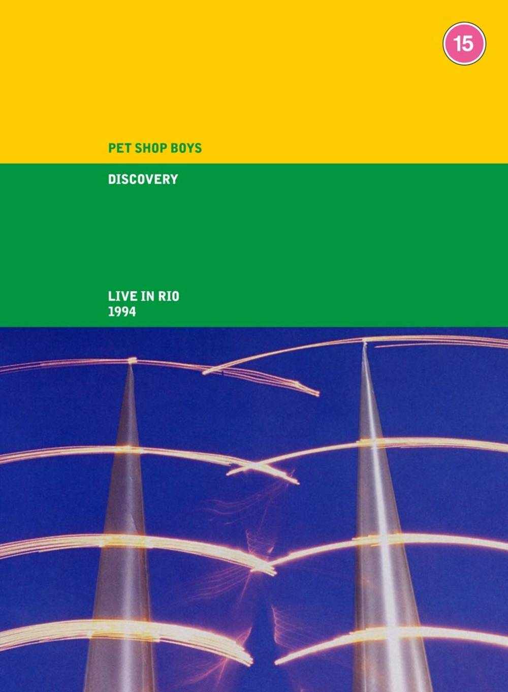 Pet Shop Boys - Discovery (Live In Rio) [DVD/2CD]