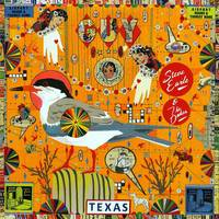 Steve Earle & The Dukes - Guy [Limited Edition Red and Orange Swirl 2LP]