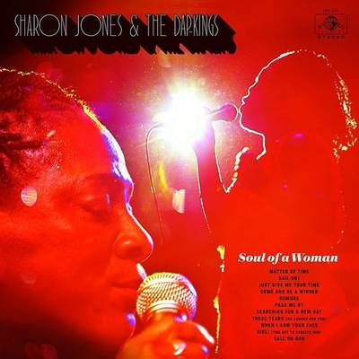 Sharon Jones & The Dap-Kings - Soul Of A Woman [Indie Exclusive Limited Edition Red LP]