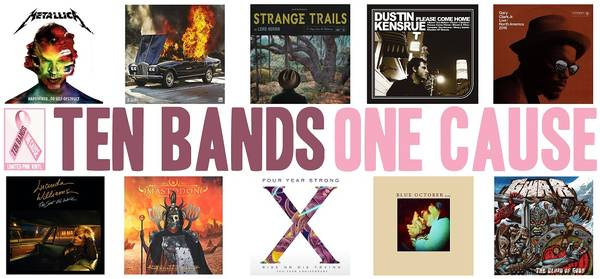 Ten Bands One Cause 2017