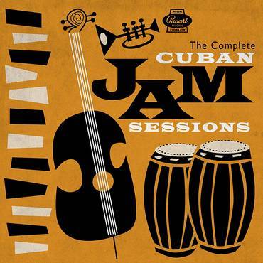 The Complete Cuban Jam Sessions [CD Box Set]