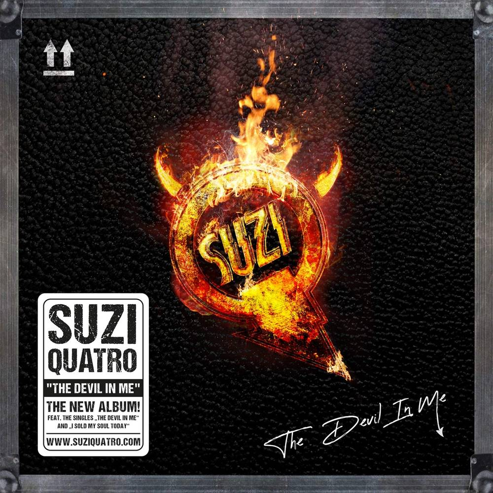 Suzi Quatro - The Devil In Me