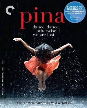 Pina [Criterion Collection]