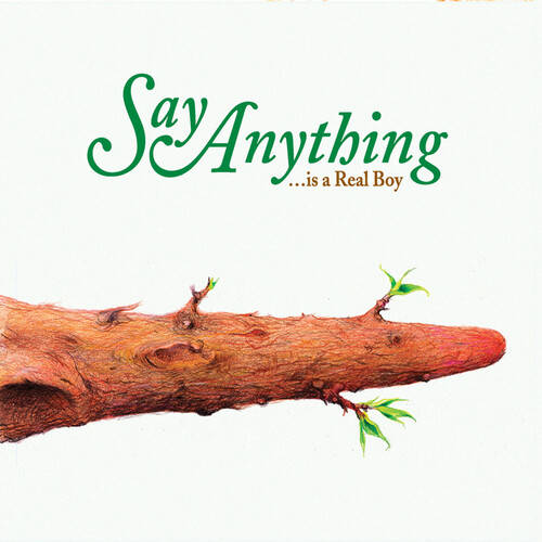 Say Anything - ...Is a Real Boy [Indie Exclusive Limited Edition Yellow 2LP]
