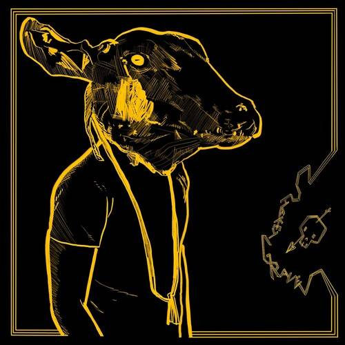 Shakey Graves - Roll The Bones X [Gold & Black 2 LP]
