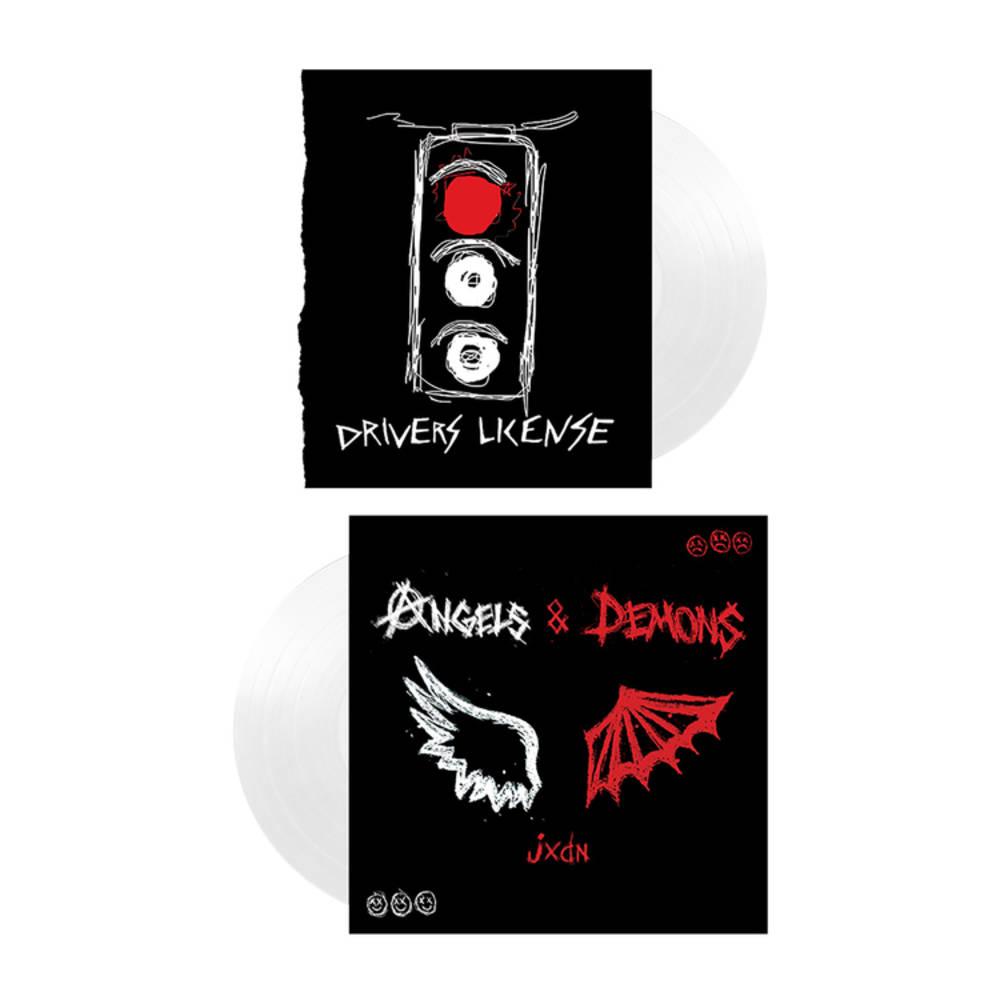 jxdn - Angels & Demons/Driver's License [RSD Drops 2021]