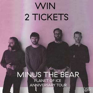 Minus the Bear at Hawthorne Theater, 6/12!