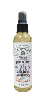Body Product - Lavender Body Oil Mist