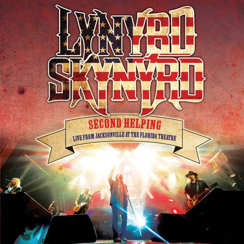 Lynyrd Skynyrd - Second Helping - Live From Jacksonville At The Florida Theatre [Red & White Splatter LP]
