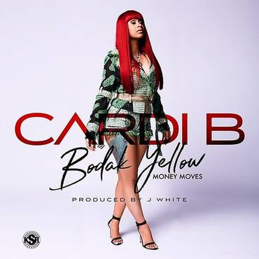 Bodak Yellow - Single