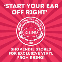 Start Your Ear Off Right With Vinyl Exclusives & Free Rhino Calendars!