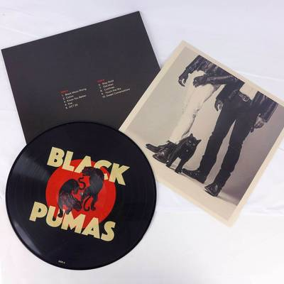 Black Pumas - Black Pumas [Indie Exclusive Limited Edition Picture Disc LP]