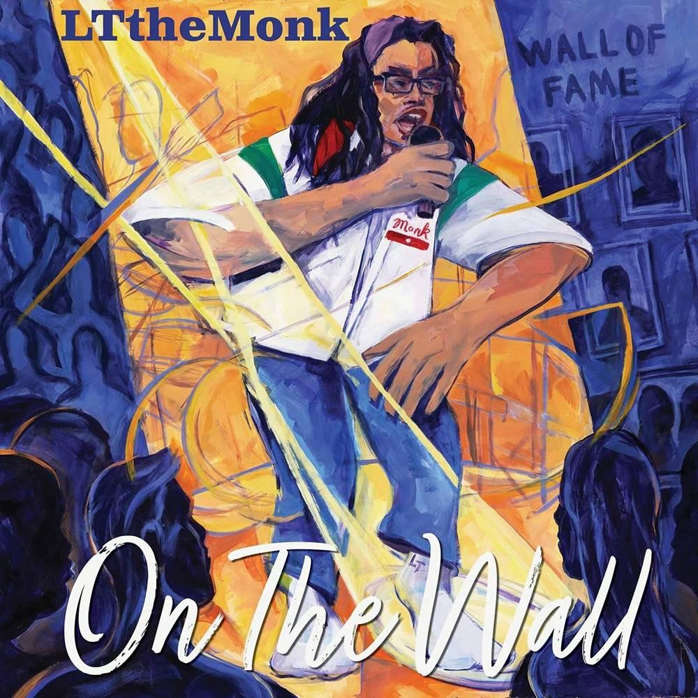 LTtheMonk - On The Wall [LP]