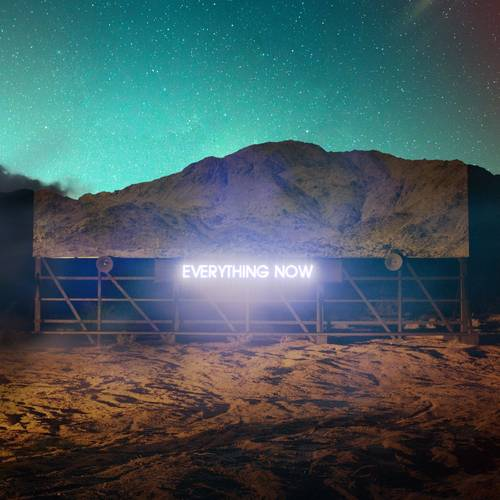 Everything Now (Night Version) [Indie Exclusive Blue LP & Artwork]