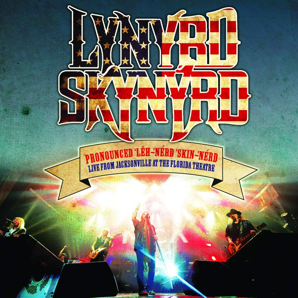 Lynyrd Skynyrd - Pronounced `Leh-`nerd `Skin-`nerd - Live From Jacksonville [Red & Blue Splatter LP]