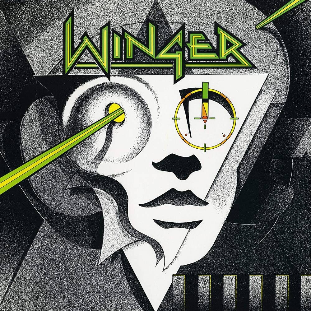 Winger - Winger: Anniversary Edition [Limited Edition 180 Gram Translucent Emerald Green Audiophile LP]
