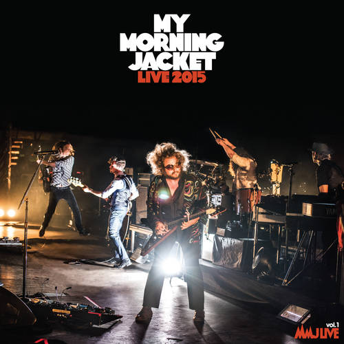 My Morning Jacket - Live 2015 [White 3LP]