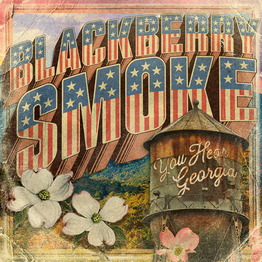 Blackberry Smoke - You Hear Georgia [Indie Exclusive Limited Edition Teal 2LP]