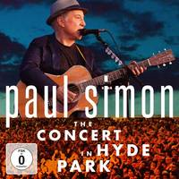 Paul Simon - The Concert In Hyde Park [2CD w/Blu-ray]