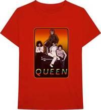 Queen - Retro Frame (M)