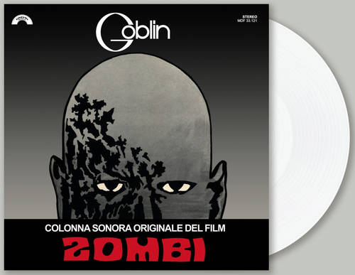 Goblin - Zombi [RSD Essential Indie Colorway White LP]