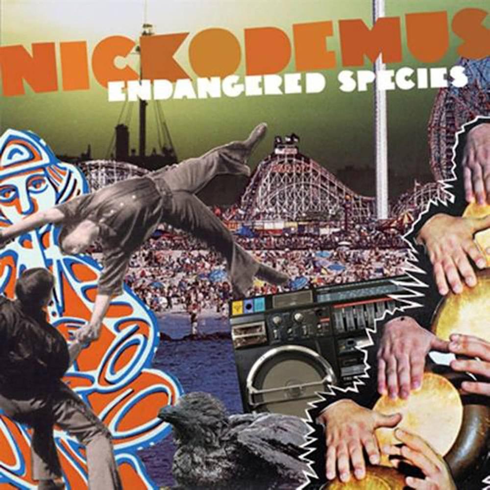 Nickodemus - Endangered Species [LP + 7in Single]