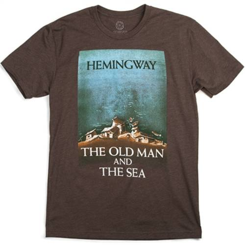 OLD MAN AND THE SEA TEE