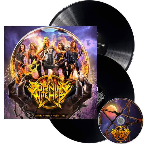 Burning Witches & Burning Alive [Import 2LP+CD]