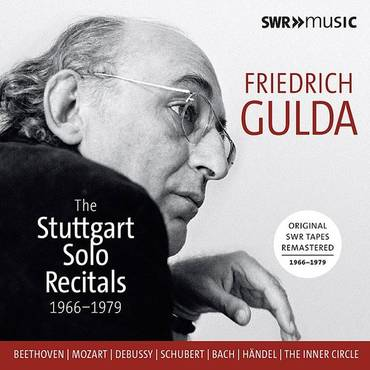 Stuttgart Solo Recitals / Various (Box)