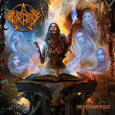 Hexenhammer [Import LP]